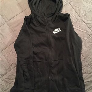 Nike Women's Hooded Neck Long Sleeve Sweatshirt XL